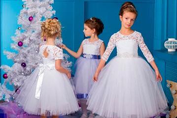 Нарядные платья на Новый год 2018