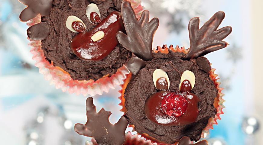 Новогодние блюда для детей