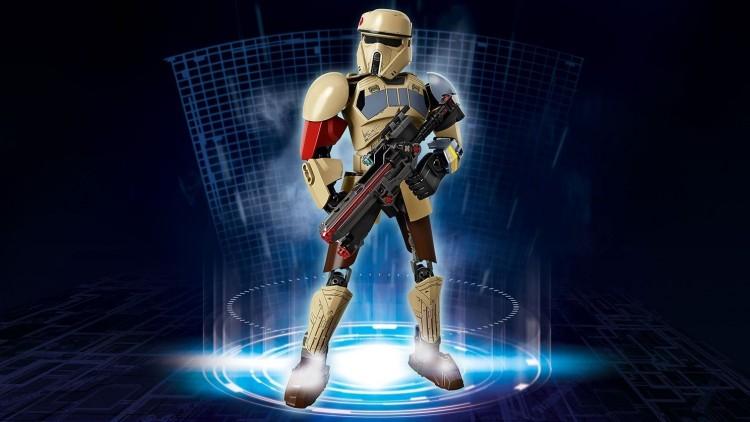 Lego Star Wars Штурмовик