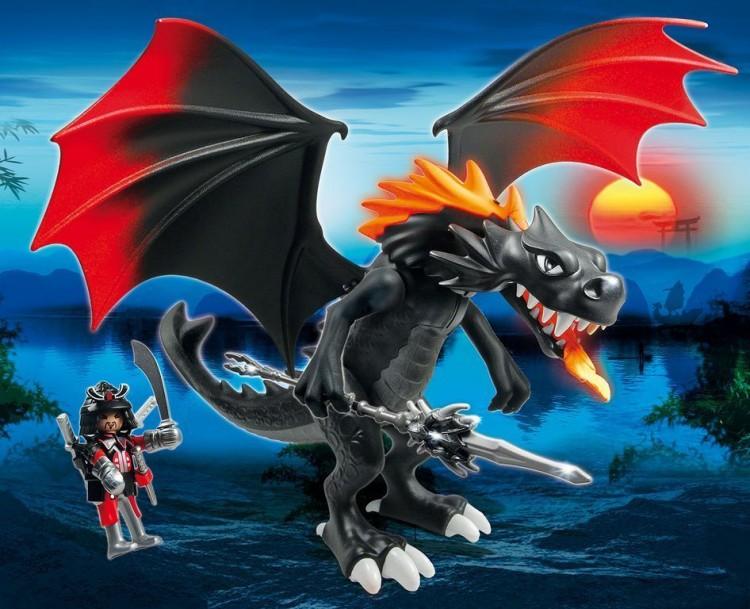 Playmobil Битва дракона