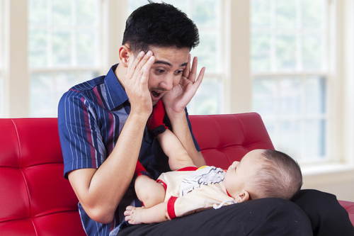 Как понять,ч его хочет ребенок до года