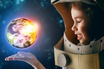 5 приложений для детей о космосе