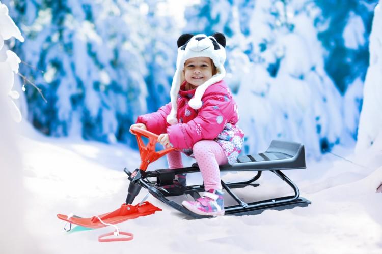 Обзор санок, ледянок и снегокатов