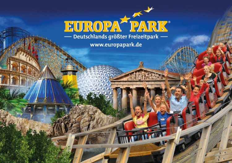 Лучшие парки развлечений Европы