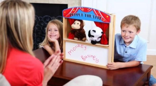 Как подготовить ребенка к выступлению