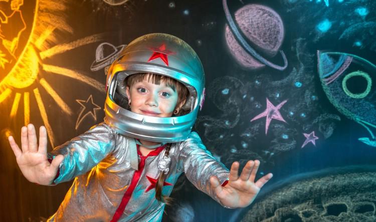 Космические выходные в Москве