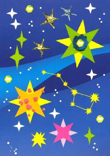 Игровые поделки на День Космонавтики