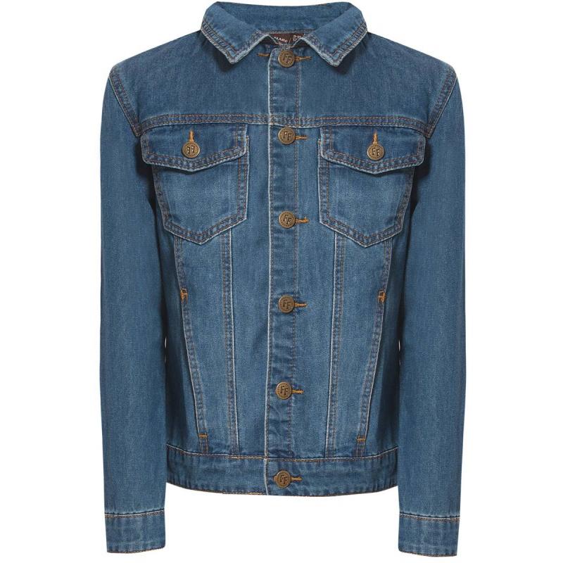 Джинсовая куртка Finn Flare