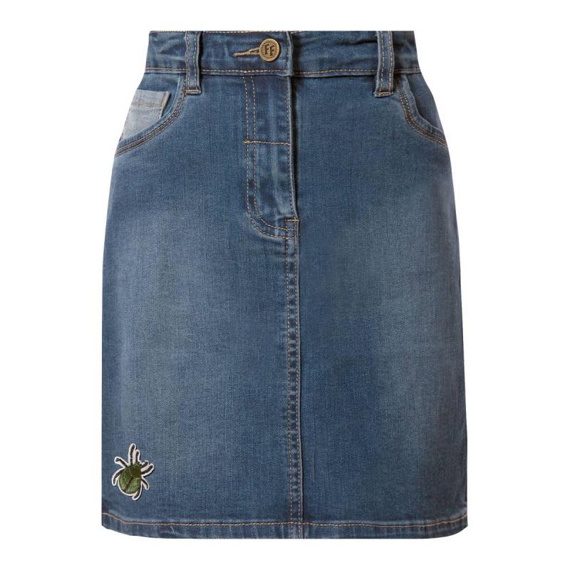 Джинсовая юбка Finn Flare