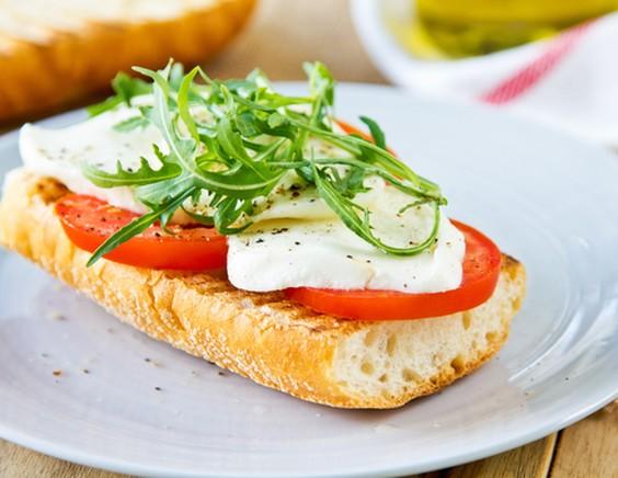 Горячий итальянский бутерброд
