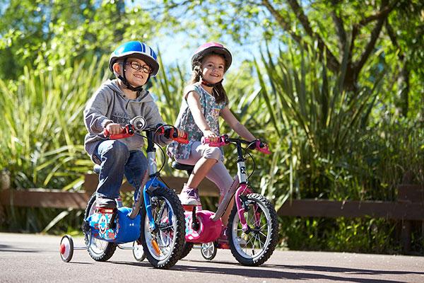 Обзор детских велосипедов