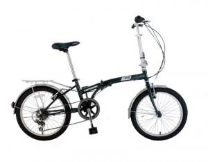 Велосипед двухколесный складной Eco Top Gear