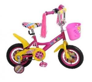 Велосипед двухколесный Barbie Navigator